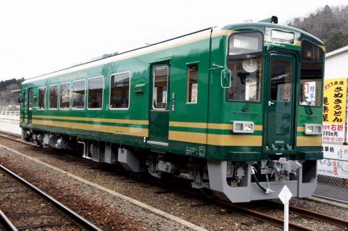 信楽高原鐵道「新型車両 SKR501」