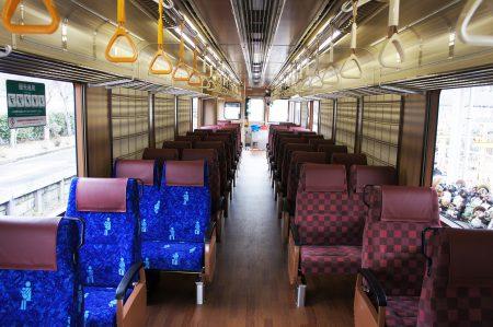 信楽高原鐵道「新型車両 SKR501」 2